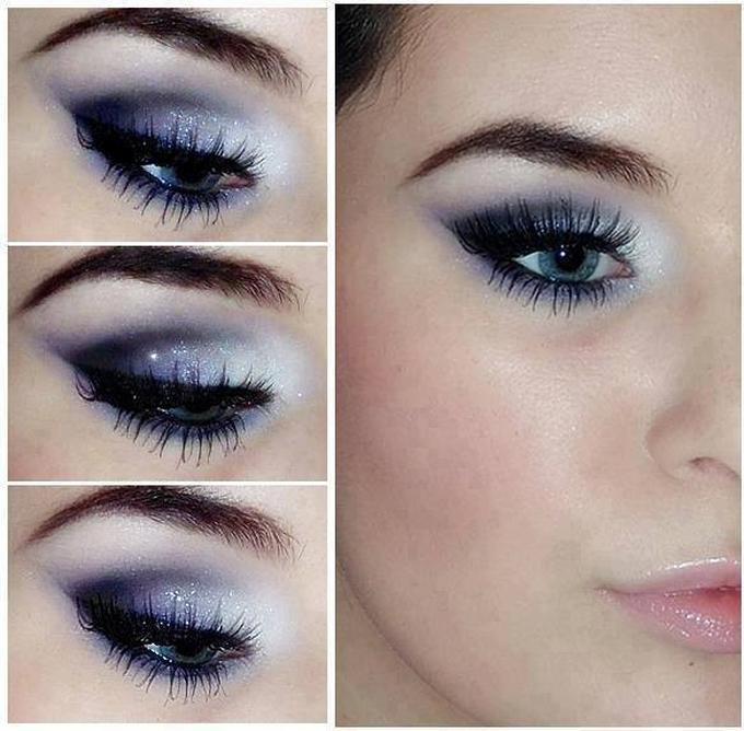 Verbazingwekkend Hele mooie oog make-up!. Foto geplaatst door kabouterrrr op Welke.nl LN-77
