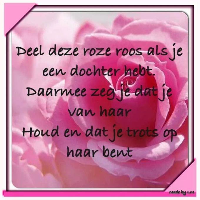 Super een hele mooi spreuk. Foto geplaatst door rita-nagelkerke op Welke.nl PG-71