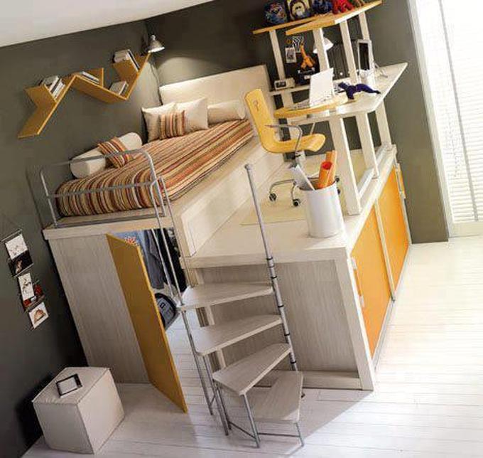 Ideeen Kleine Kinderkamer.Leuke En Ruimtebesparende Indeling Voor Een Kleine Kinderkamer