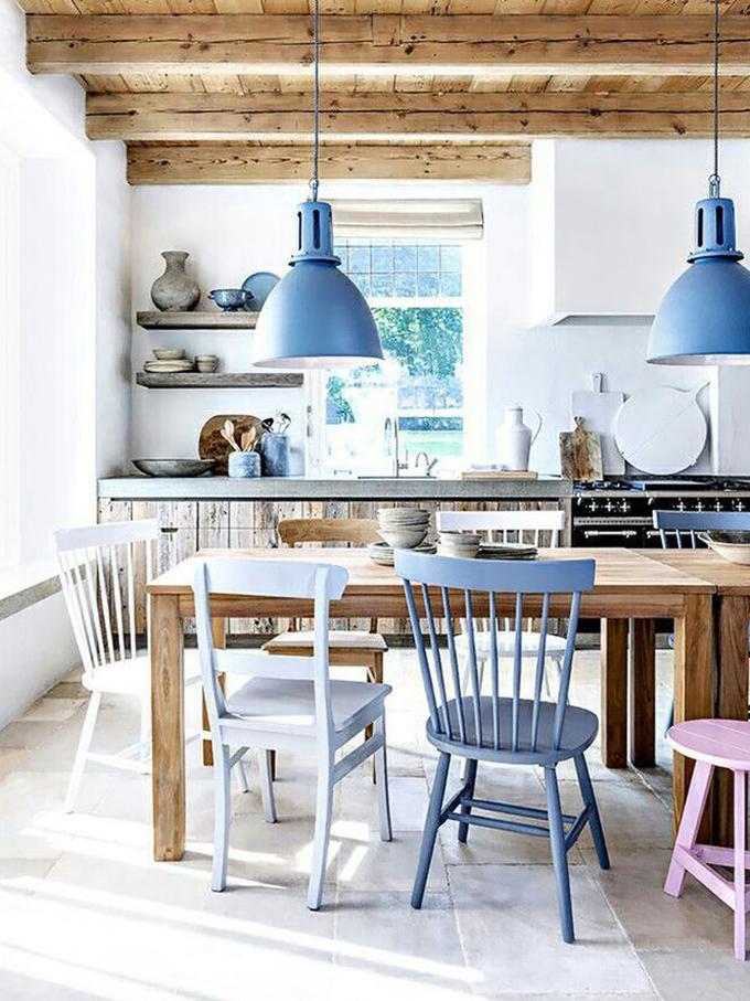 Stoere Keuken Met Kleur Foto Geplaatst Door Siendewit Op Welke Nl