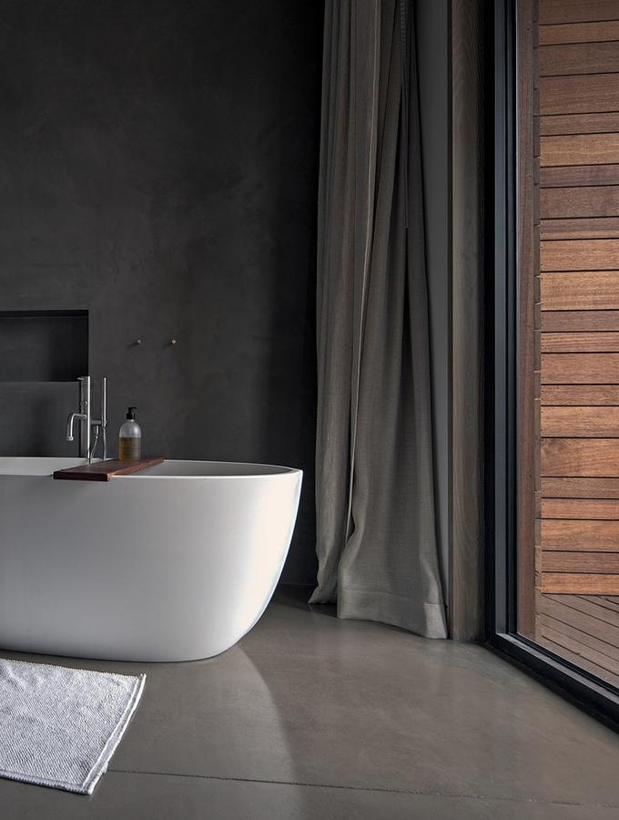 Spiksplinternieuw Gordijnen voor de badkamer. Foto geplaatst door SiendeWit op Welke.nl JZ-78