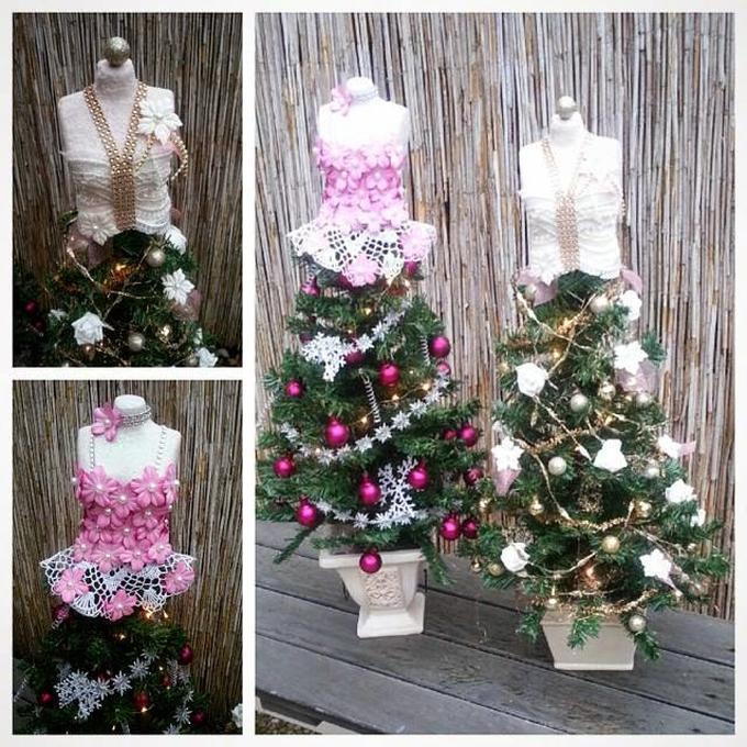 Wonderbaar Paspop kerstboom te leuk om te maken. Ze zijn er al in het groot PX-05