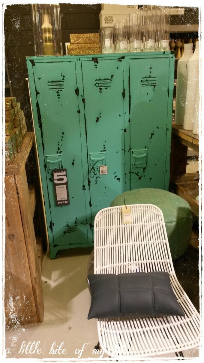 Verbazingwekkend Leuke locker kast bij Loods 5.. Foto geplaatst door GL-29