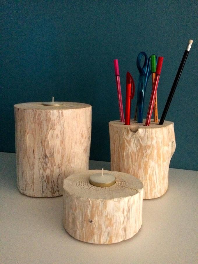 Goede Met hout kan je zoveel leuke dingen doen.... Foto geplaatst door ZA-52