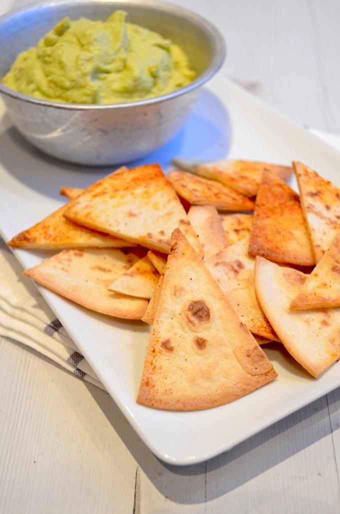 Diy Tortilla Chips Maak Zelf Je Eigen Nachts In De Oven Foto Geplaatst Door Uitpaulineskeuken Op Welke Nl