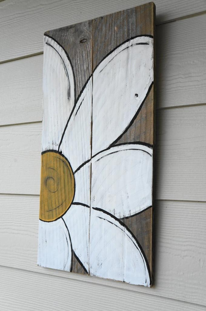 Verbazingwekkend schilderen op hout. Foto geplaatst door akwarel op Welke.nl MX-83