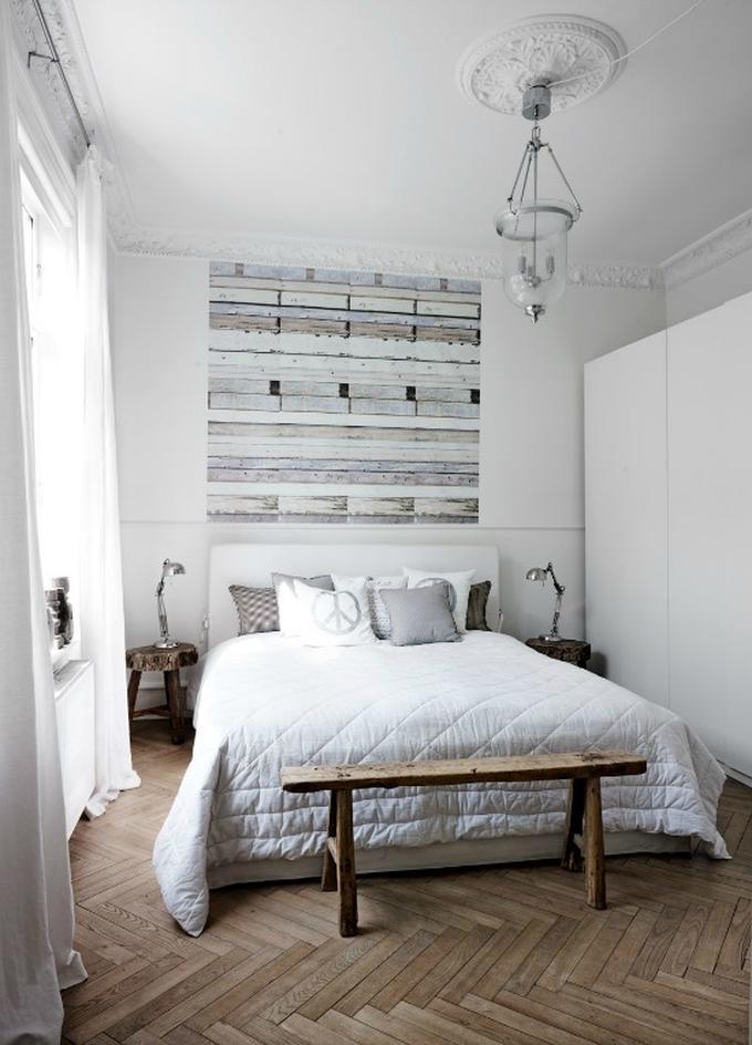 Betere Een bankje achter je bed; praktisch en decoratief! . Foto MP-31