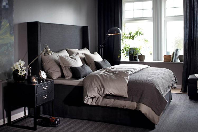 Slaapkamer klassiek - modern. Chique slaapkamer krijg je door de ...