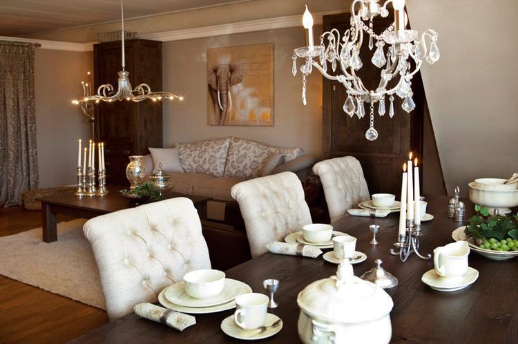 Mooie en gezellige eetkamer!. Foto geplaatst door Hanneke92 op ...
