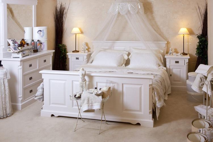 Romantische slaapkamer. stunning een romantische slaapkamer with