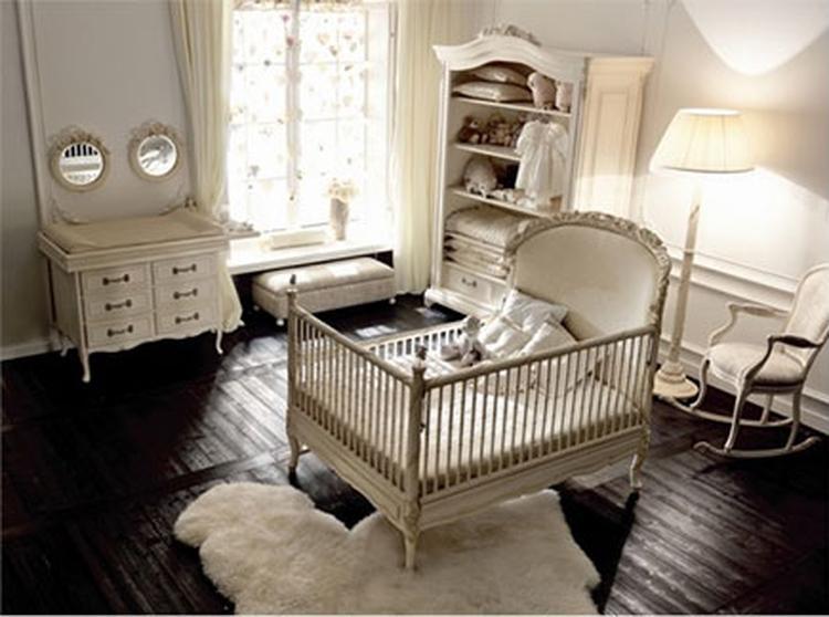 klassieke & romantische babykamer.. foto geplaatst door, Deco ideeën