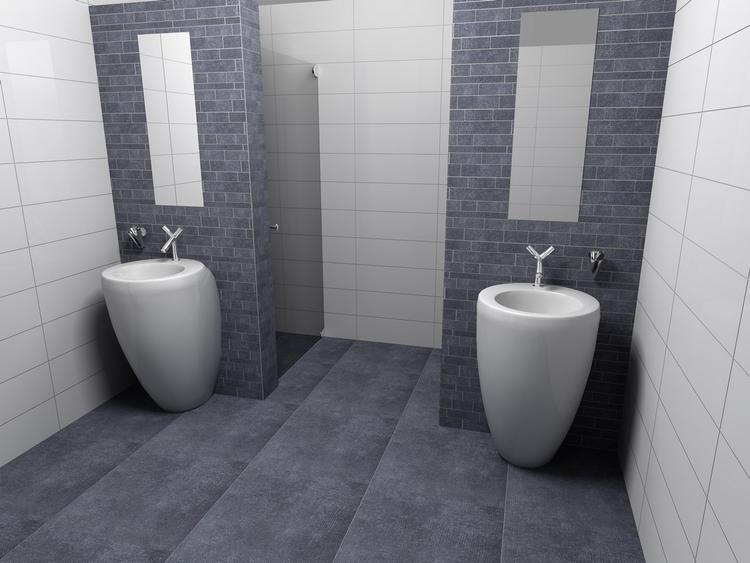 mooie tegels badkamer. Foto geplaatst door kibakker op Welke.nl