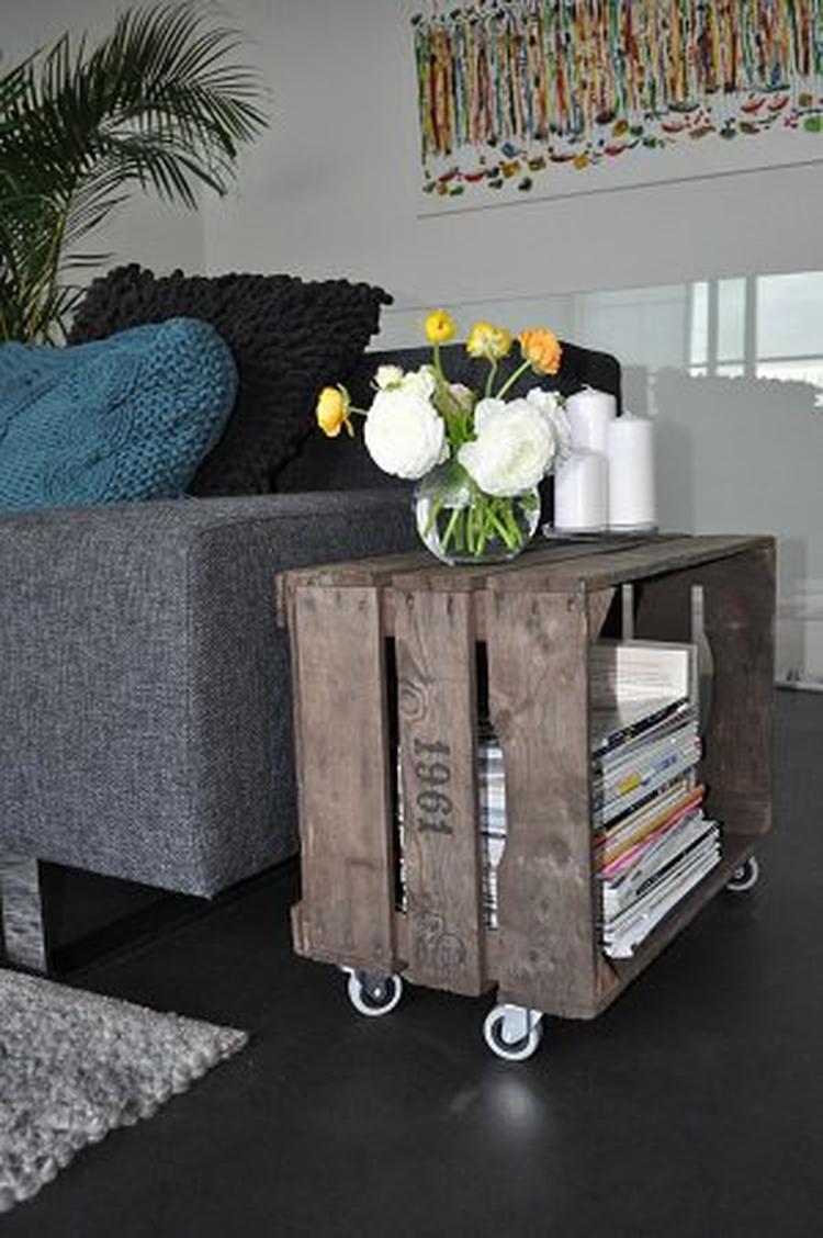Leuk Idee Met Veilingkisten Foto Geplaatst Door Karlijn4185