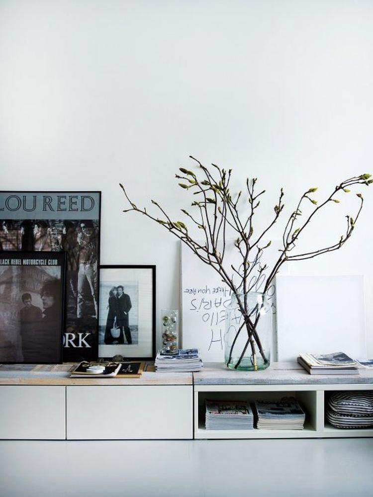 Idee En Sfeer Voor Tv Kast Decoratie Foto Geplaatst Door