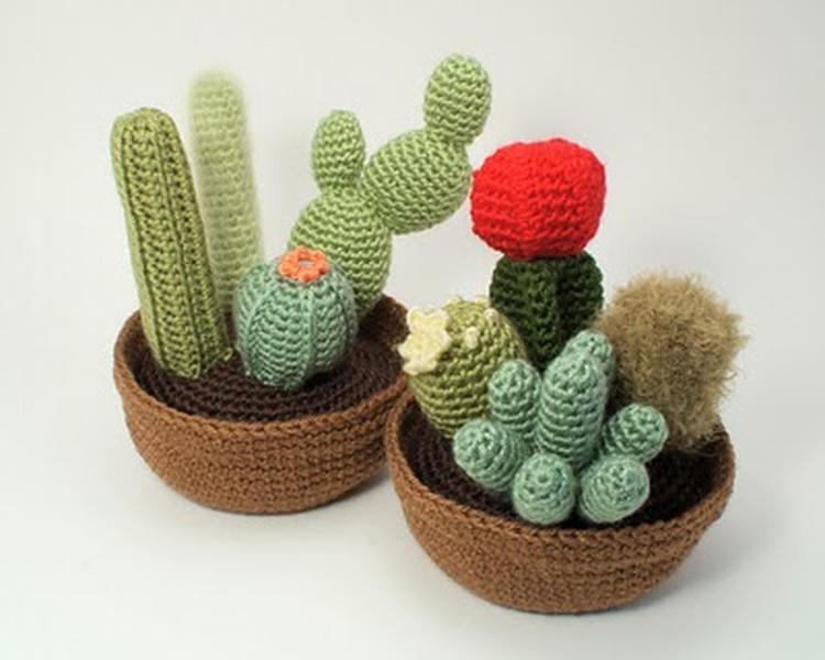 Leuke Gehaakte Cactussen Engelstalig Foto Geplaatst Door Jojo1411