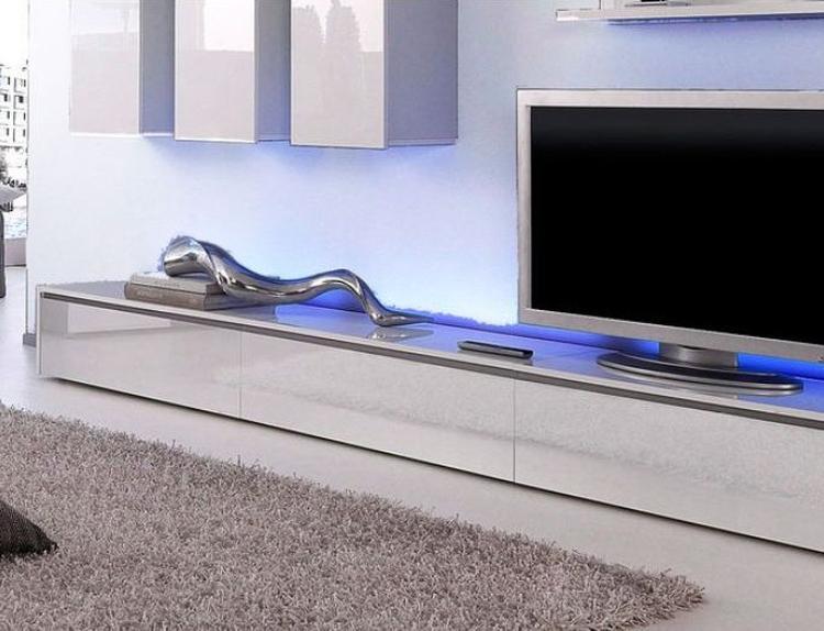 Lowboard Tv Kast.Hoogglans Lowboard Televisie Meubel Van Otto Foto Geplaatst Door