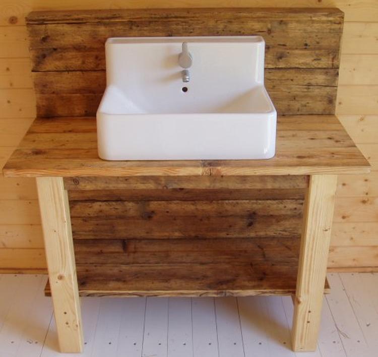 Zelf badkamermeubel maken hout jh58 for Zelf meubels maken van hout