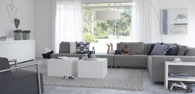 moderne grijze bank voor woonkamer. Foto geplaatst door kist68 op ...