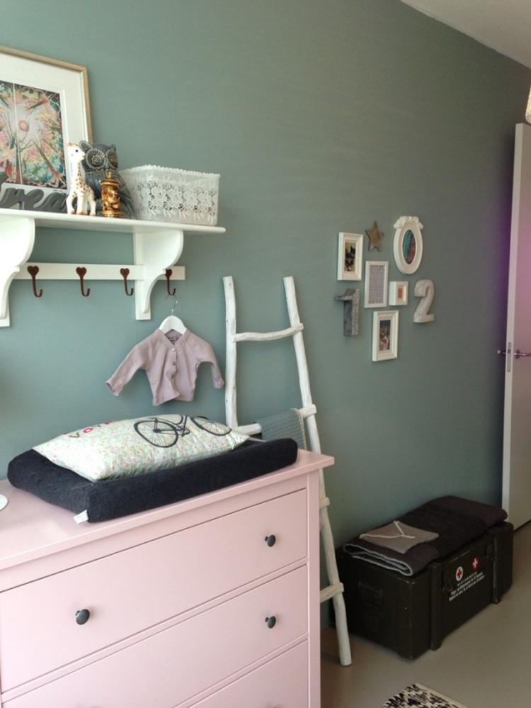 babykamer meisje *. foto geplaatst door evi77 op welke.nl, Deco ideeën