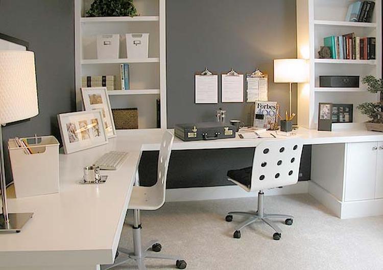 Mooie Witte Bureau Met Kasten Foto Geplaatst Door Kimv1984