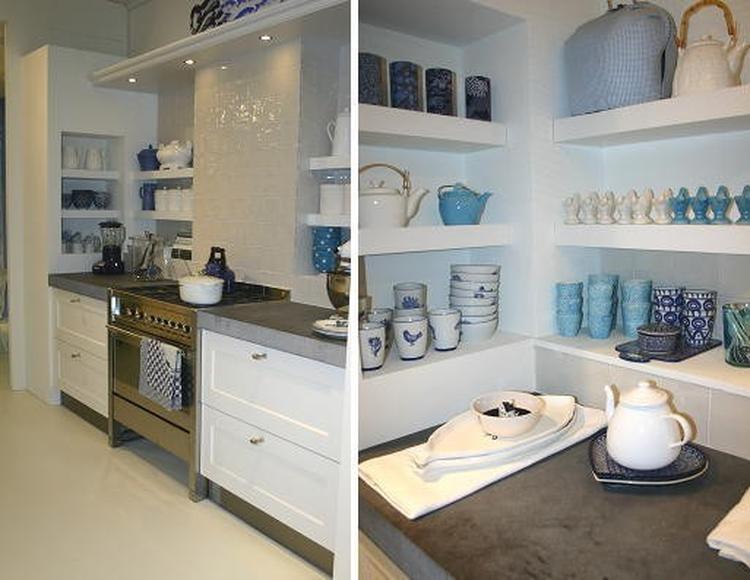 Kleine Keuken Met Schiereiland  Moderne keuken met schiereiland ~ beste inspiratie voor