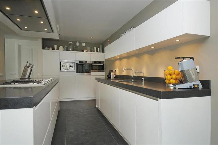 Indeling keuken voorbeelden praktische keuken indeling beste ideen voor interieurontwerp - Keuken indeling ...