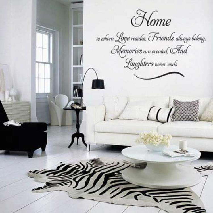 Muurstickers... ,....Leuk idee voor in de woonkamer ,hal slaapkamer ...