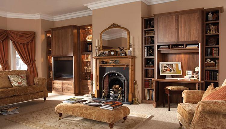 mooie klassieke woonkamer. Foto geplaatst door liepje op Welke.nl