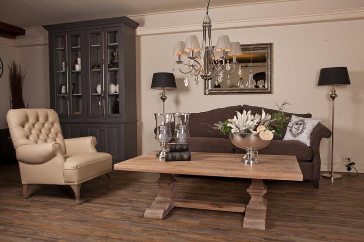 Landelijk floors woonkamer for Landelijke woonkamer inspiratie