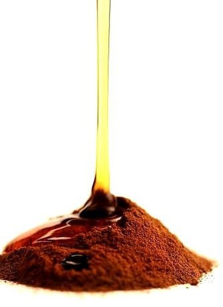 afvallen met honing en kaneel. kook 's avonds een glas water en los