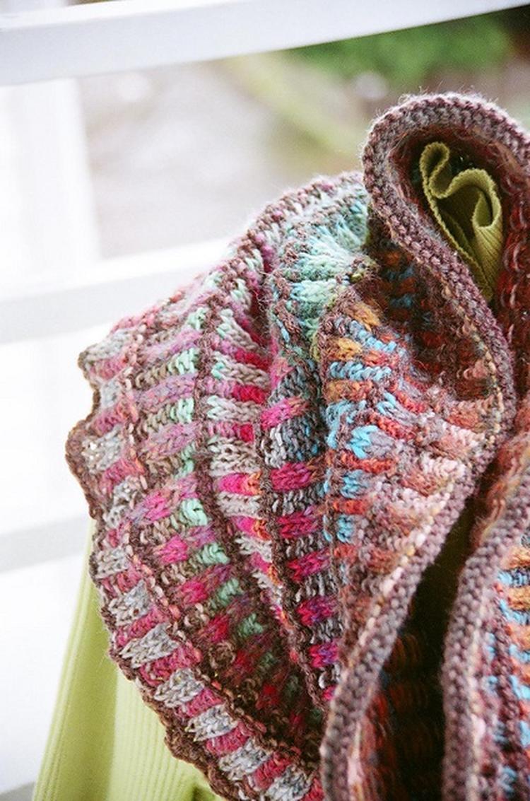 Prachtige Sjaal Haken Foto Geplaatst Door Tuin21 Op Welkenl