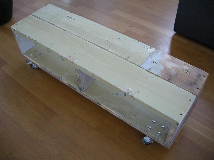 Kast Sloophout Xenos : Tv meubel van sloophout kopen reageer hier foto geplaatst door