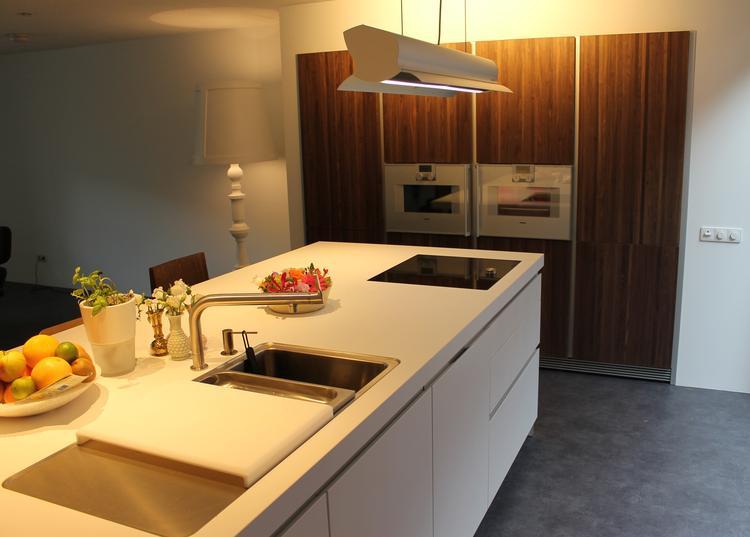 Bulthaup B1 Keuken Alpinewit Kook Spoeleiland En Noten