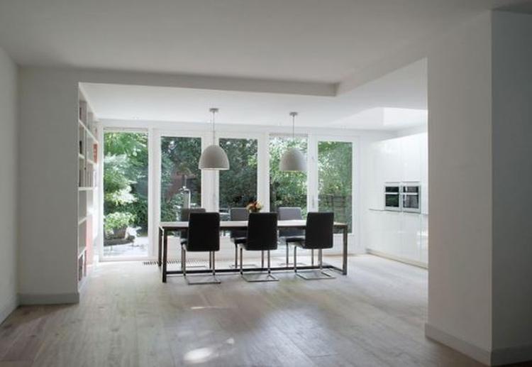 Verlaagd plafond idee uitbouw keuken. foto geplaatst door wenke83 ...