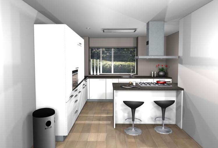 Keuken Kopen Rotterdam : Eetkeuken ideeen. keuken met smeg fornuis en klein apparatuur van