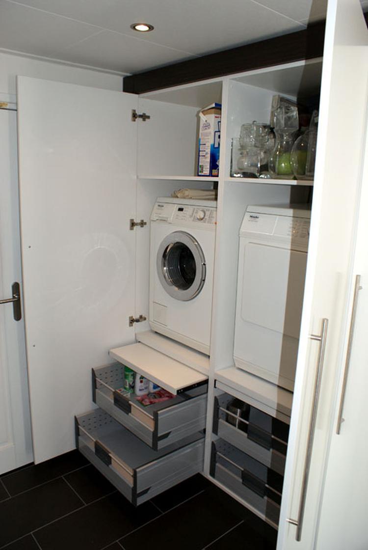 Een Wasmachine Kast Foto Geplaatst Door Corinezw Op Welkenl