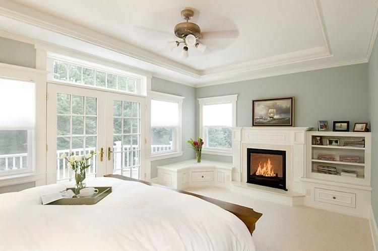 Mooi rustige slaapkamer. Foto geplaatst door MariskaLoek op Welke.nl