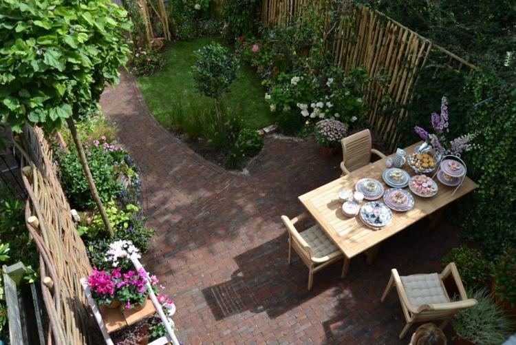 Super gaaf idee voor in de tuin foto geplaatst door laujen op