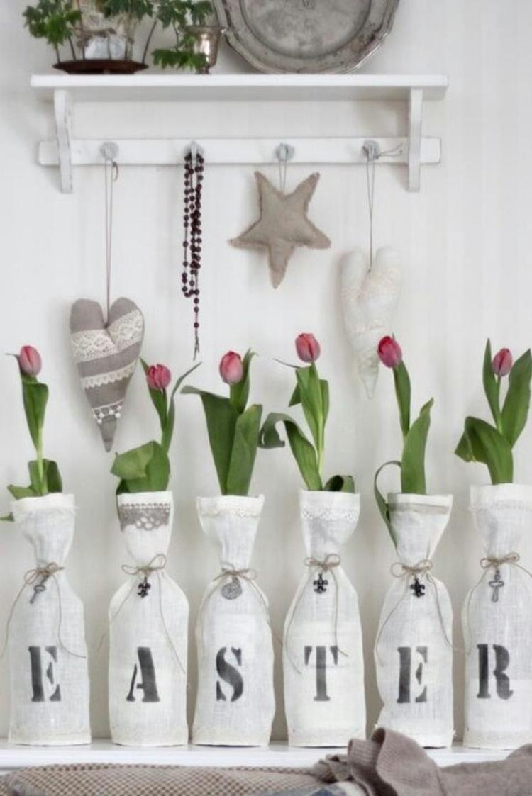 Decoratie idee voor pasen . foto geplaatst door suuuzann op welke.nl