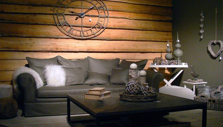 Mooie landelijke woonkamer. . Foto geplaatst door jolanda85 op Welke.nl