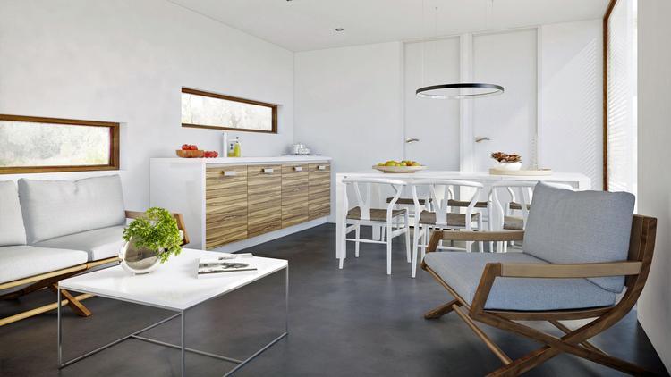 Interieur moderne stacaravan. Foto geplaatst door bongersarchitecten ...