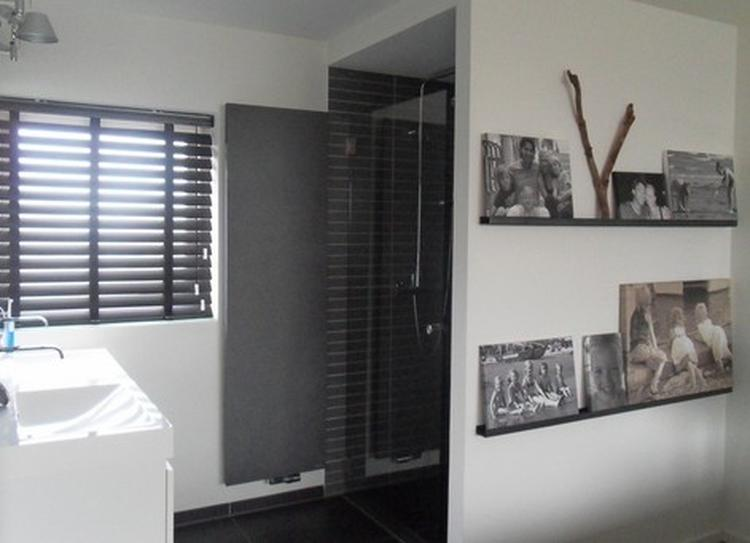 Badkamer Vinyl Muur : Waterdichte vinyl muur decalfor badkamer keuken mozaïek tegel