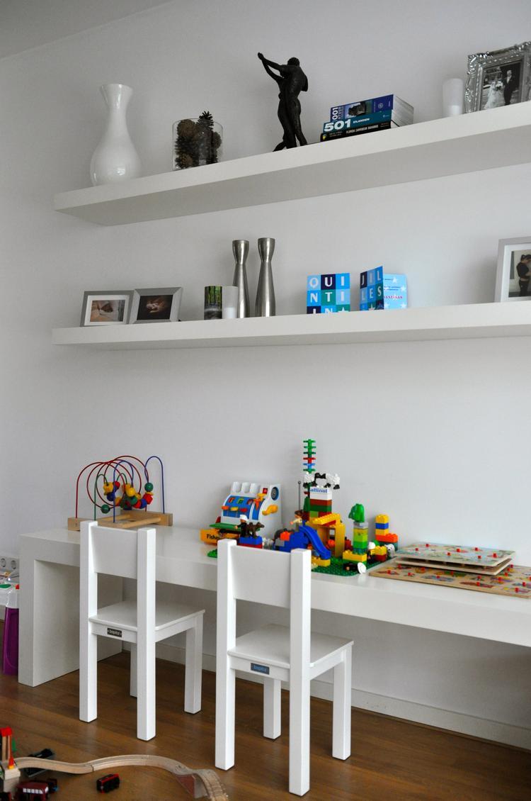 speelhoek in moderne woonkamer. Foto geplaatst door papenburgh op ...