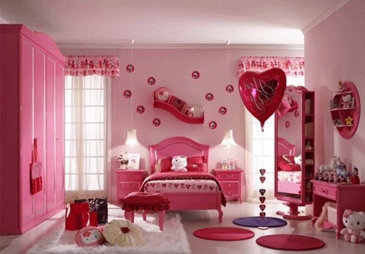 Kinderslaapkamer ideeën voor meisjes. Foto geplaatst door annemike ...