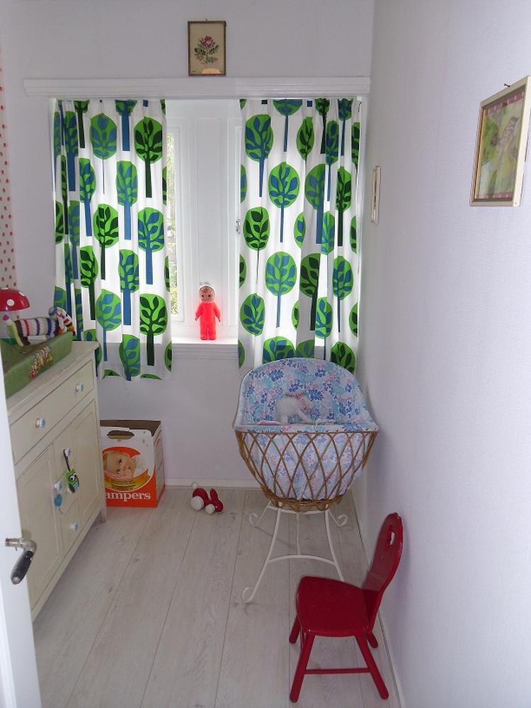 leuke gordijnen voor de babykamer
