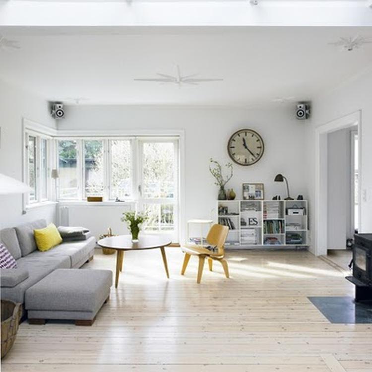 Lichte woonkamer .. Foto geplaatst door elainn op Welke.nl