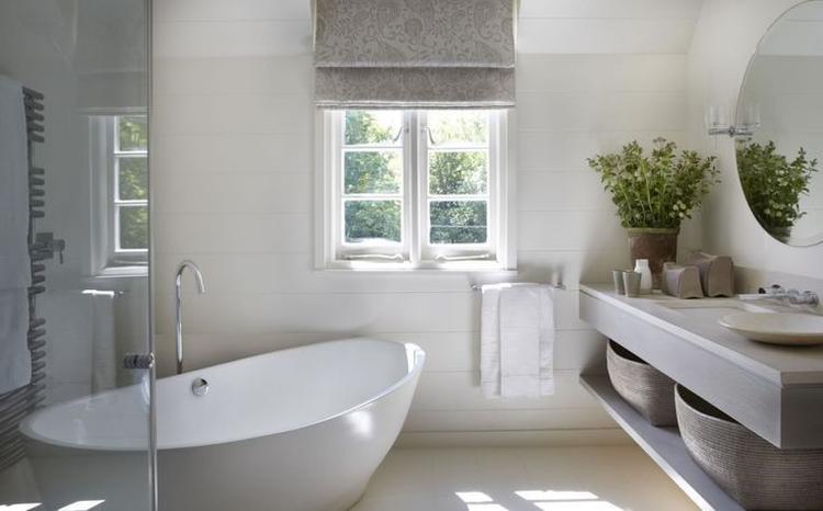 mooie badkamer indeling en lichte kleuren. Foto geplaatst door ...