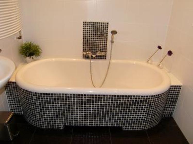 bad mozaiek badkamer. Foto geplaatst door Ava op Welke.nl