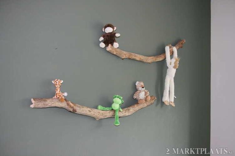 boomstammen jungle kamer. Foto geplaatst door mar81 op Welke.nl