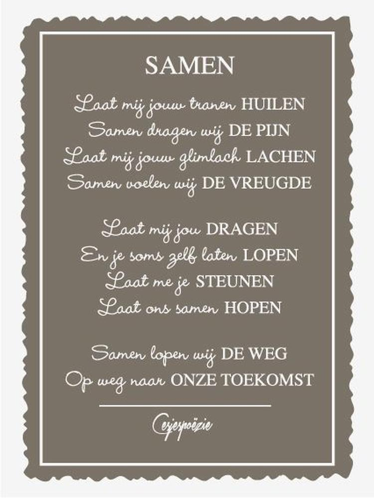 Heel Mooi Gedicht Foto Geplaatst Door Madebywilly Op Welkenl